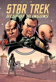 Star Trek: Best of Klingons TP (Paperback) Books