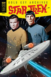 Star Trek: Gold Key Archives Volume 1 (Hardcover) Books