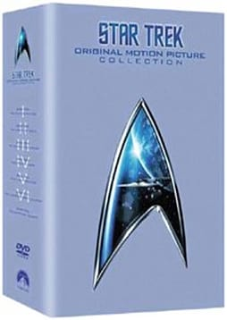 Star Trek: Original Motion Picture Collection 1-6 [DVD] DVD
