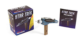Star Trek: Phaser (Mega Mini Kits) (Electronics) Books