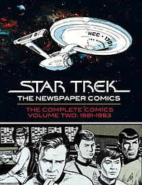 Star Trek: The Newspaper Strip, Vol. 2 (Hardcover) Books