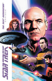 Star Trek: The Next Generation Omnibus (Paperback) Books