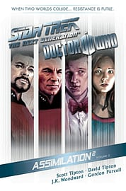 Star Trek: The Next Generation / Doctor Who: Assimilation 2 Volume 2 (Star Trek/Doctor Who) (Paperba Books