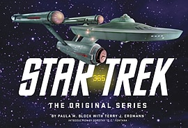 Star Trek: The Original Series 365 (Hardcover) Books