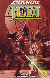 Star Wars - Jedi The Dark Side (Vol. 1) (Paperback) Books