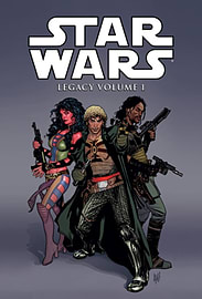 Star Wars - Legacy (Vol. 1) (Hardcover) Books