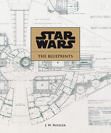 Star Wars - The Blueprints (Hardcover) Books