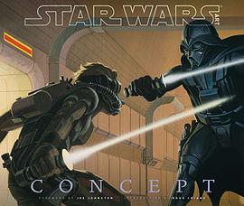Star Wars Art: Concept (Star Wars Art Series) (Hardcover) Books