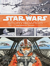 Star Wars Storyboards: The Original Trilogy (Hardcover) Books