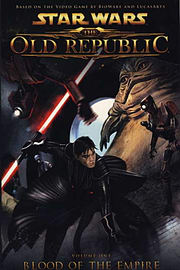 Star Wars: Blood of the Empire v. 1: The Old Republic (Star Wars the Old Republic 1) (Paperback) Books