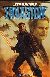 Star Wars: Invasion (Vol. 2) Rescues (Paperback) Books