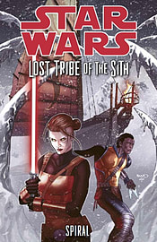 Star Wars: Lost Tribe of the Sith - Spiral (Paperback) Books