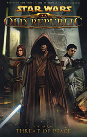 Star Wars: The Old Republic: Threat of Peace (Paperback) Books