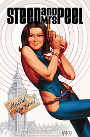 Steed and Mrs Peel Vol. 2: The Secret History of Space (Paperback) Books