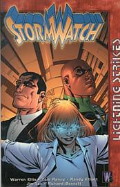 Stormwatch TP Vol 02 Lightning Strikes (Paperback) Books