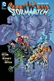 Stormwatch Volume 2 HC (Hardcover) Books