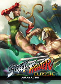 Street Fighter Classic Volume 2: Cannon Strike (Hardcover) Books