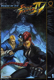 Street Fighter IV Volume 1 (Paperback) Books