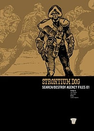 Strontium Dog: v. 1: Search/destroy Agency Files (2000 Ad Strontium Dog 1) (Paperback) Books