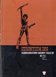 Strontium Dog: Search/destroy Agency Files: v. 2 (2000 Ad Strontium Dog 2) (Paperback) Books