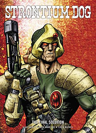 Strontium Dog: The Final Solution (2000 Ad) (Paperback) Books