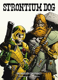 Strontium Dog: The Kreeler Conspiracy (2000 Ad) (Paperback) Books