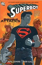 Superboy Smallville Attacks TP (Paperback) Books