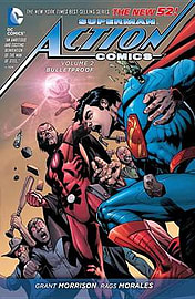 Superman Action Comics Volume 2: Bulletproof TP (The New 52) (Paperback) Books