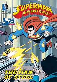 Superman Adventures: The Man of Steel TP (Paperback) Books