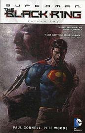 Superman The Black Ring TP Vol 02 (Superman (DC Comics)) (Paperback) Books