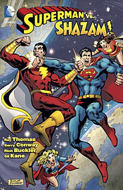 Superman Vs Shazam TP (Superman (Graphic Novels)) (Paperback) Books