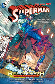 Superman: H'el On Earth TP (The New 52) (Paperback) Books