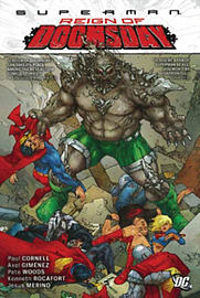 Superman: Reign of Doomsday TP (Paperback) Books