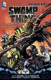 Swamp Thing Volume 2: Family Tree TP (Paperback) Books