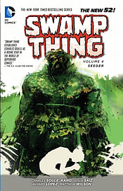 Swamp Thing Volume 4 Seeder TP (The New 52) (Swamp Thing (DC Comics)) (Paperback) Books