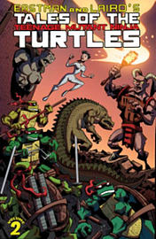 Tales of the Teenage Mutant Ninja Turtles Volume 2 (Paperback) Books