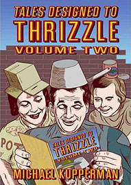 Tales Designed To Thrizzle Vol.2 (Hardcover) Books