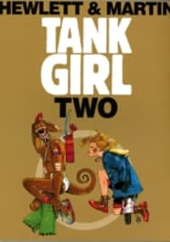 Tank Girl 2 (Remastered Edition) (Paperback) Books