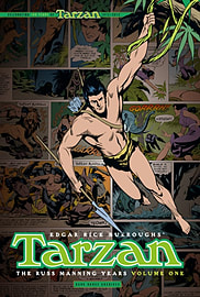 Tarzan Archives: The Russ Manning Years Volume 1 (Hardcover) Books