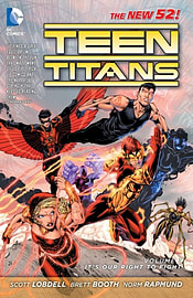 Teen Titans TP Vol 01 Its Our Right To Fight (Paperback) Books