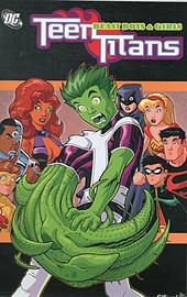 Teen Titans: Beast Boys & Girls - Volume 3 (Paperback) Books