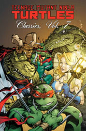 Teenage Mutant Ninja Turtles Classics Volume 7 (Paperback) Books