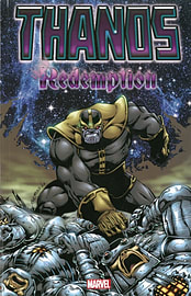 Thanos: Redemption (Paperback) Books