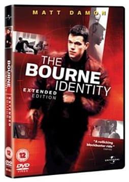 The Bourne Identity [2002] [DVD] DVD