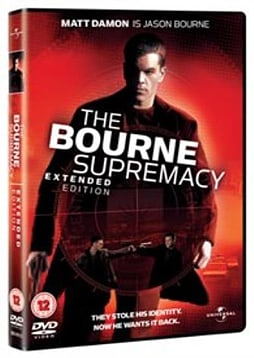 The Bourne Supremacy [2004] [DVD] DVD