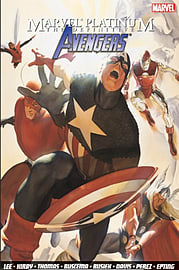 Marvel Platinum: The Definitive Avengers (Paperback) Books