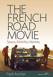 The French Road Movie: Space, Mobility, Identity (Berghahn on Film) (Hardcover) Books