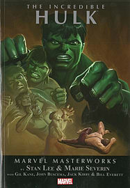 Marvel Masterworks: The Incredible Hulk Volume 3 (Marvel Masterworks (Numbered)) (Paperback) Books