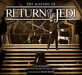 The Making of Return of the Jedi: The Definitive Story Behind the Film (Hardcover) Books