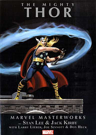 Marvel Masterworks: The Mighty Thor Volume 1 TPB (Paperback) Books